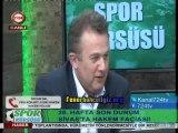 Spor Kürsüsü 11.02.2014 Hakan Hanoğlu - @Kanal724tv