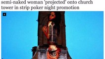 Casino Admits It Faked Image of Scantily Clad Woman on Church