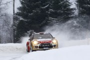 Best of Rally Sweden - Citroën WRC 2014