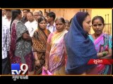 People allege lapses in biometric ration card system, Surat - Tv9 Gujarati