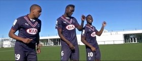 """Le making-of du clip """"Happy We are from Bordeaux"""" aux Girondins"""