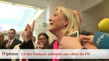 "60"" : François Hollande en Californie"