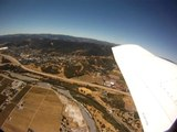 Camera falls from airplane and lands in pig pen - MUST WATCH END!