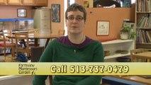 Preschool, Daycare, Childcare or Montessori Schools in West Chester, Hamilton, Fairfield, Ohio