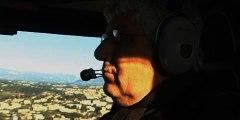 Philippe Martin survole le Var en hélicoptère pour comprendre les inondations régulières - 12/02