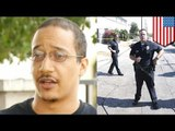 Police Brutality? Daniel Johnson says L.A. cops repeatedly used a Taser on his genitals