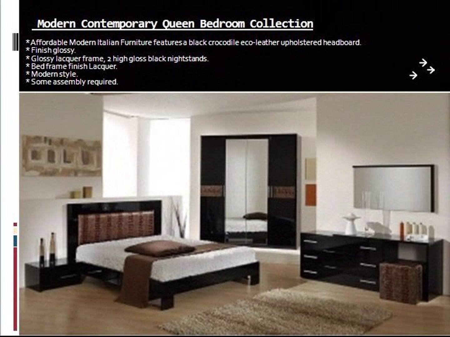 Queen Bedroom Furniture Sets Video Dailymotion