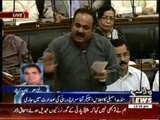 MQM Member's Khwaja Izhar Speech in Assembly 14 February 2014