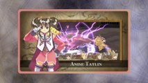 Tales of the Abyss 3DS Anise Tatlin Trailer