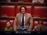 """30/1/2014 Danilo Toninelli (M5S) """"Siete violenti voi"""" - MoVimento 5 Stelle"""