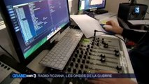 Syrie : Radio Rozana, les ondes de la guerre