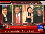 As long as Orya Maqbool Jan is here , Muslim Conditions will not get better - Hasan Nisar Taunt to Orya Maqbool