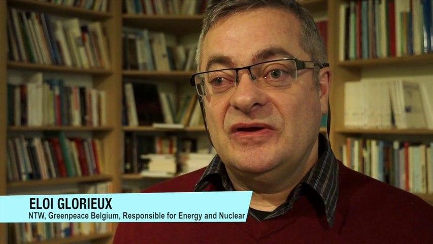 NTW / La sureté nucléaire en Belgique, Eloi