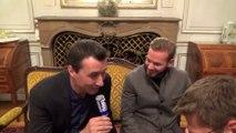 Matt Pokora avec France Bleu Alsace : fan de foot !