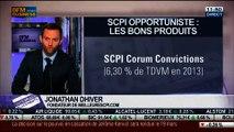 Immobilier: Comment fonctionnent les SCPI?: Jonathan Dhiver, dans Intégrale Placements - 13/02