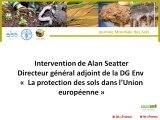 1ere journée mondiale des sols : Alan Seatter