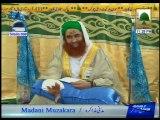 Complete Madani Muzakra Ghyarween Shareef Ep 698 - (11 February - 11 Rabi ul Aakhir) (Part 04)