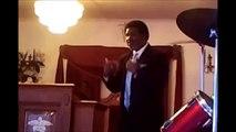 The Message of The Cross | Bishop Amos Elliott & Message Of The Cross Church Charleston SC.