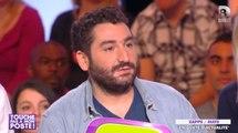 """Mouloud Achour traite les Gérard de """"fils de pute"""" - ZAPPING PEOPLE DU 13/02/2014"""