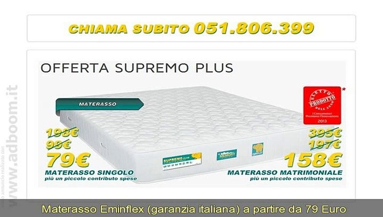 Eminflex Offerta Materasso Singolo.Bologna Budrio Materasso Eminflex Euro 79
