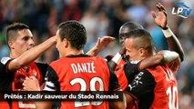 Prêtés : Kadir sauveur du Stade Rennais