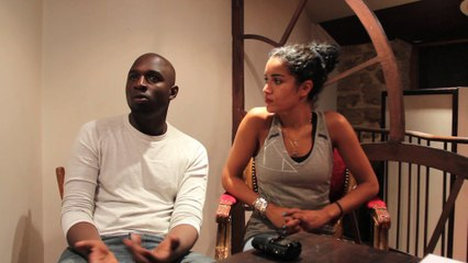 [Le Mag Meetic] Sabrina Ouazani et Oumar Diaw | Amour sur place ou à emporter