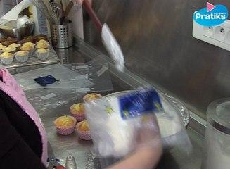 Cupcakes -- Wie macht man eine leckere Meringue