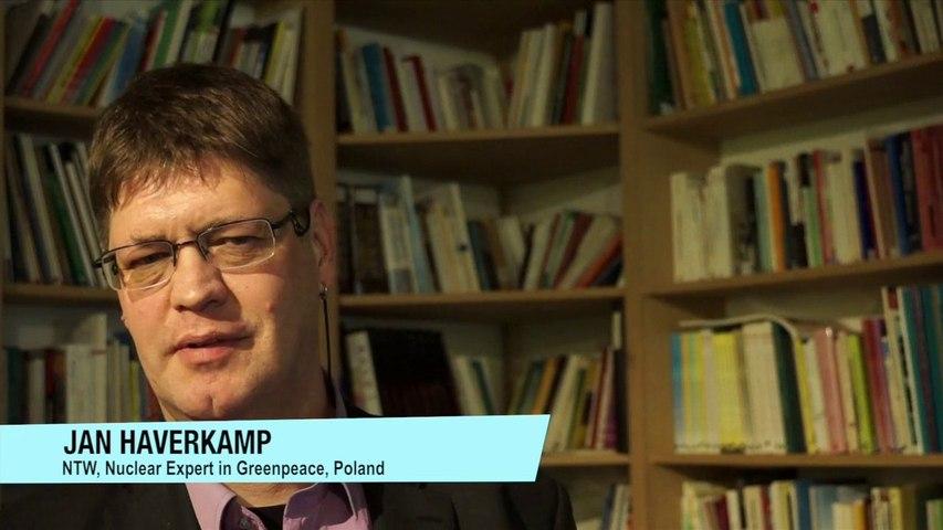 Nuclear energy, The context in Poland, Jan Haverkamp