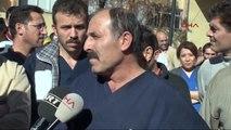 Taşeron İşçi Son Dakika Haberleri! Taşeron İşçilerden Maaş Eylemi (13.02.2014)