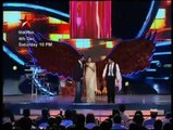Shoaib and Sania with Shahrukh