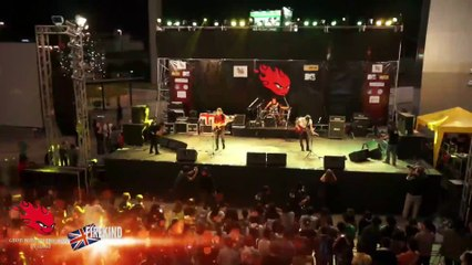 Firekind (England) live @ GBOB World Final Thailand