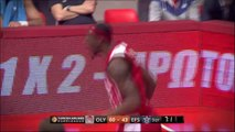 Dunk of the night: Brent Petway, Olympiacos Piraeus