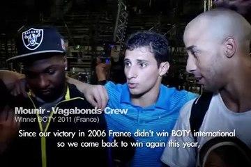 BOTY France 2011 - Teaser DVD