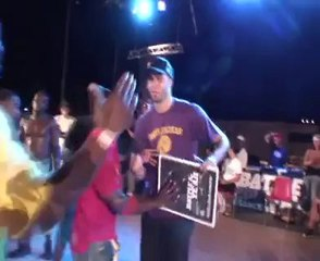 Qualification Mayotte - Boty France 2011 - Finale : Lil Style vs Game Over