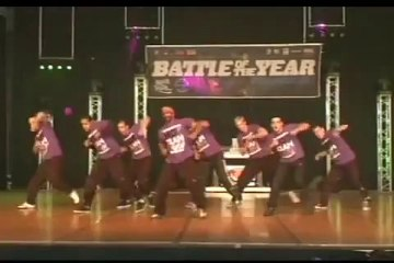 Qualifications Boty Fr 2011 - Lille - Hotclan - Meilleur Show