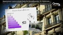 Appartement 3 pièces à louer, Paris 01er Arrondissement  75, 1850€/mois
