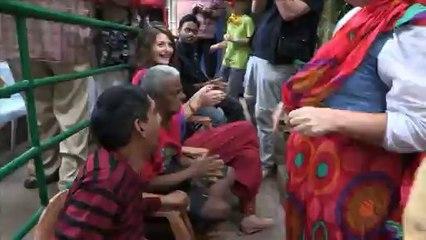 The Love caravan in India (Ashaniketan)