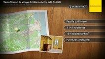 Vente Maison de village, Pézilla-la-rivière (66), 56 200€