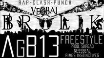 AgB13 freestyle [ prod skread ] ( nessbeal rimes instinctives )