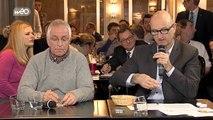 Municipales 2014 : A Calais, les candidats aux Municipales s'engagent en une minute chrono