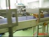 Vidéo présentant quelques convoyeurs fabriqués par BENNE SA