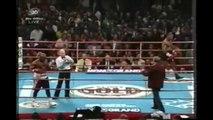 Boxe : Quand Mike Tyson a mordu l'oreille Evander Holyfield