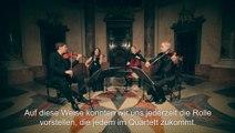 """Cuarteto Casals präsentiert """"Haydn: Die sieben letzten Worte unseres Erlösers am Kreuz"""" (2014)"""