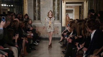 Emilio Pucci Fashion Show FW 2014