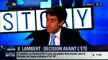 BFM Story: Vincent Lambert: le Conseil d'État demande une nouvelle expertise médicale avant de rendre sa décision - 14/02