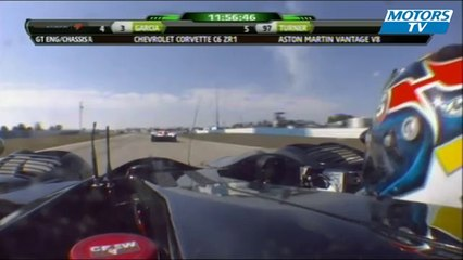 2013 12 Hours of Sebring ALMS Start