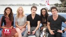Vampire Diaries @ Comic-Con 2013! Nina Dobrev! Paul Wesley! Ian Somerhalder! Candice Accola!