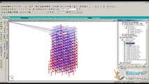 Staad Pro V8i-Dynamic Response Spectrum Seismic Analysis