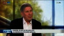 L'Inserm: 50 ans de recherches sur la santé, dans Votre santé m'intéresse - 15/02