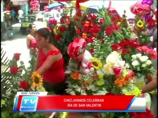 Chiclayanos celebran dia de san valentin 14 02 14
